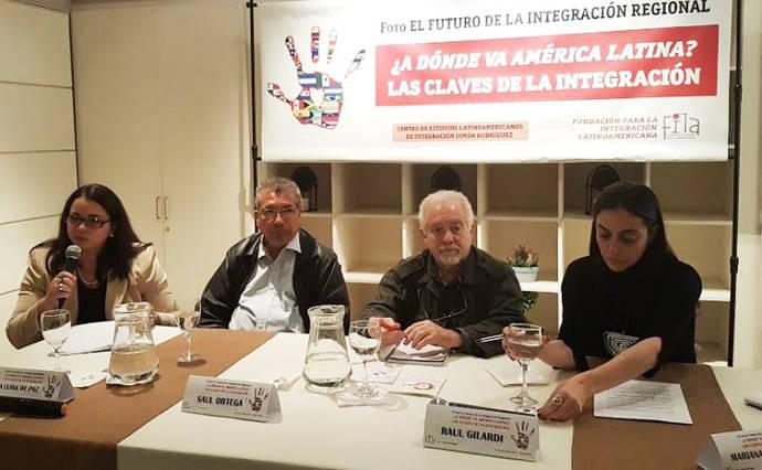 El futuro de la integración: Defender la producción y el trabajo y exigir transparencia en las negociaciones
