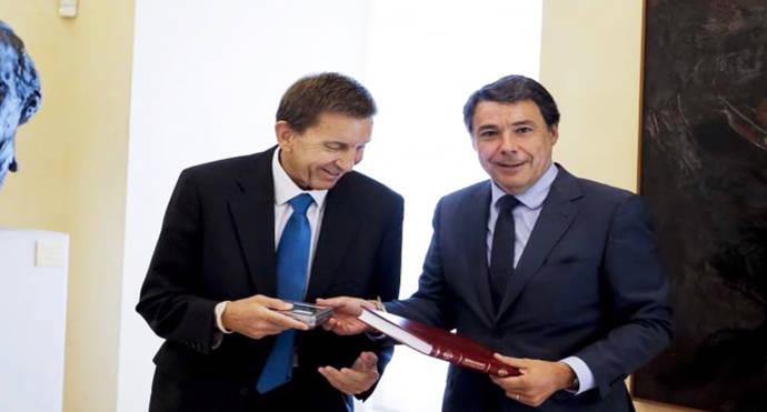 Moix se opuso a controlar las llamadas de Ignacio González los cuatro días previos a su detención
