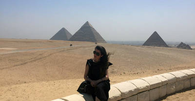 Egypt: I will never be the same again...
