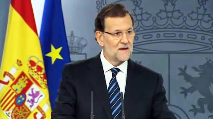 Rajoy obvia la corrupción y se centra en los logros económicos y Catalunya