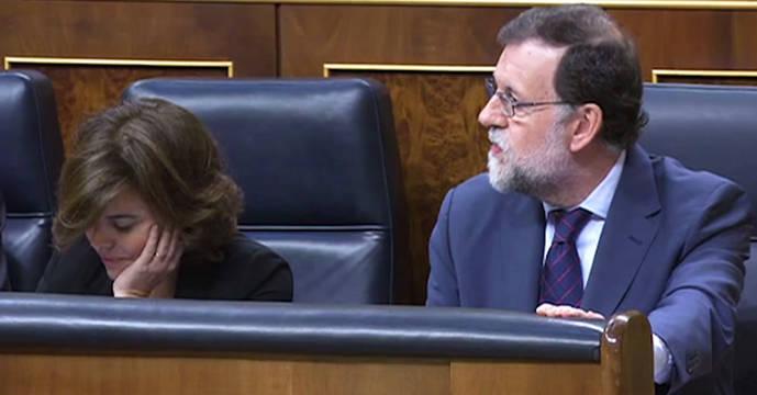 Rajoy dice a Rivera que no dé