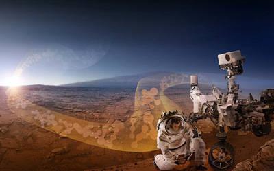 Las agencias espaciales desarrollan protocolos para no contaminar Marte con sustancias procedentes de la Tierra y viceversa: nuestro planeta con posibles compuestos u organismos marcianos traídos desde el planeta rojo