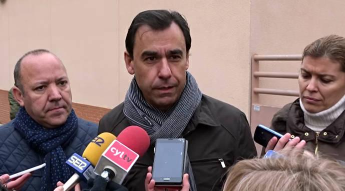 Fernando Martínez-Maíllo, vicesecretario general de Organización del PP, en una foto de archivo