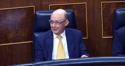 El Gobierno saca adelante la antesala de los presupuestos de 2018 gracias a Ciudadanos y nacionalistas vascos y canarios