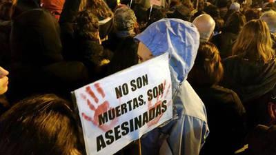 'No son muertas son asesinadas'