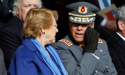 Chile: El contexto histórico del General Humberto Oviedo