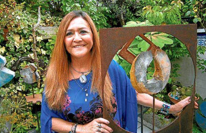 Gracia y rigor en la obra de la artista ecuatoriana Patricia Larrea