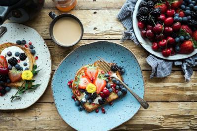 Merienda en cuarentena: qué comer para no engordar