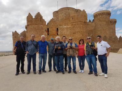 Periodistas de FEPET participantes en el Press-Trip con BELMONTE AVENTURA