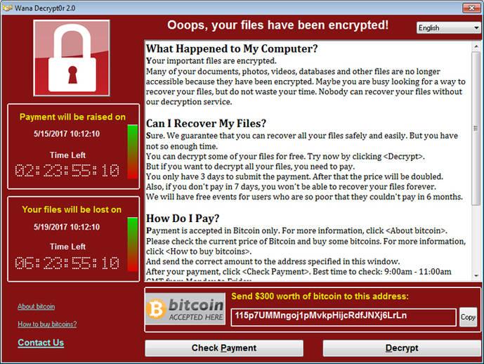 Lo que sabemos sobre el virus con el que han atacado Teléfonica