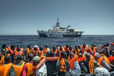 EU: Draft Code for Sea Rescues Threatens Lives