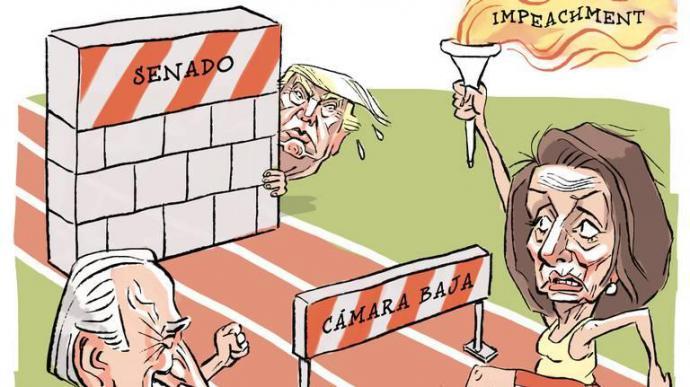 El juicio político contra Trump y el factor Ucrania