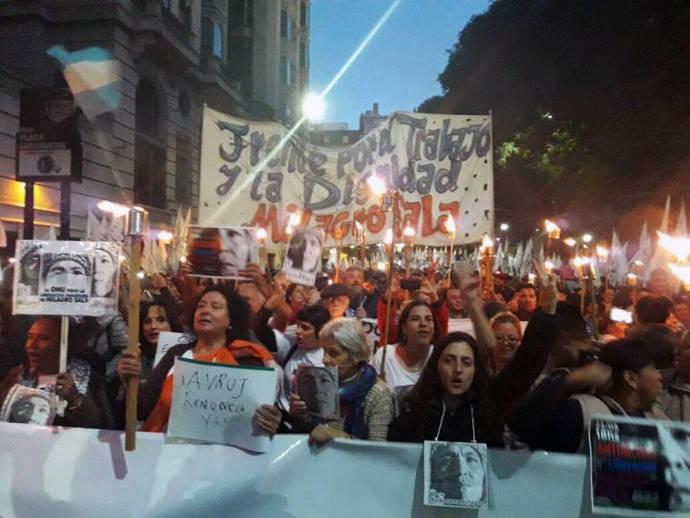 Argentina: La CIDH está muy atenta al caso Milagro Sala