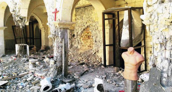 La 'liberación' de Mosul: otro relato falso sobre Iraq