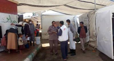 Parte del personal sanitario en Yemen recibe el apoyo de organizaciones como Médicos Sin Fronteras