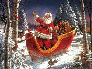 Yo creí en Santa Claus hasta que tenía 13 años...eran otros tiempos....