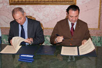 El Ayuntamiento de Segovia y la Embajada de Nicaragua firman un convenio de cooperación al desarrollo