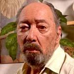 El escritor uruguayo Juan Carlos Onetti