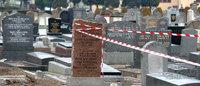 Detenidos siete funcionarios en Italia por profanar tumbas