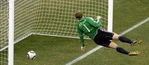 Alemania golea a Inglaterra y se clasifica para los cuartos de final del Mundial