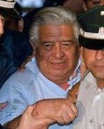 """Manuel """"Mamo"""" Contreras, ex  jefe de la policía política de Pinochet"""